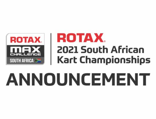 EMR Rotax and Karting South Africa – note on joining WOMZA