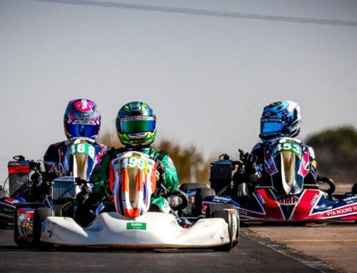 Cracking Rotax MAX Karting At Zwartkops