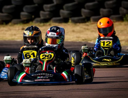 Rotax karting back to the MAX!