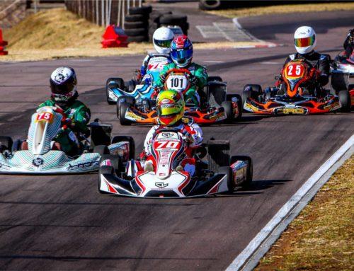 Gauteng MAX Karts Up To Speed. KZN Next