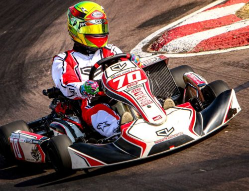 All action Rotax MAX